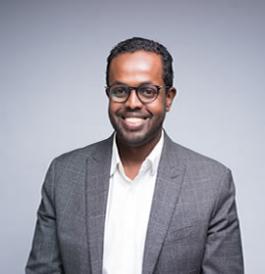 Dr. Mohamed Adan